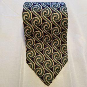 Neiman Marcus 100% silk tie
